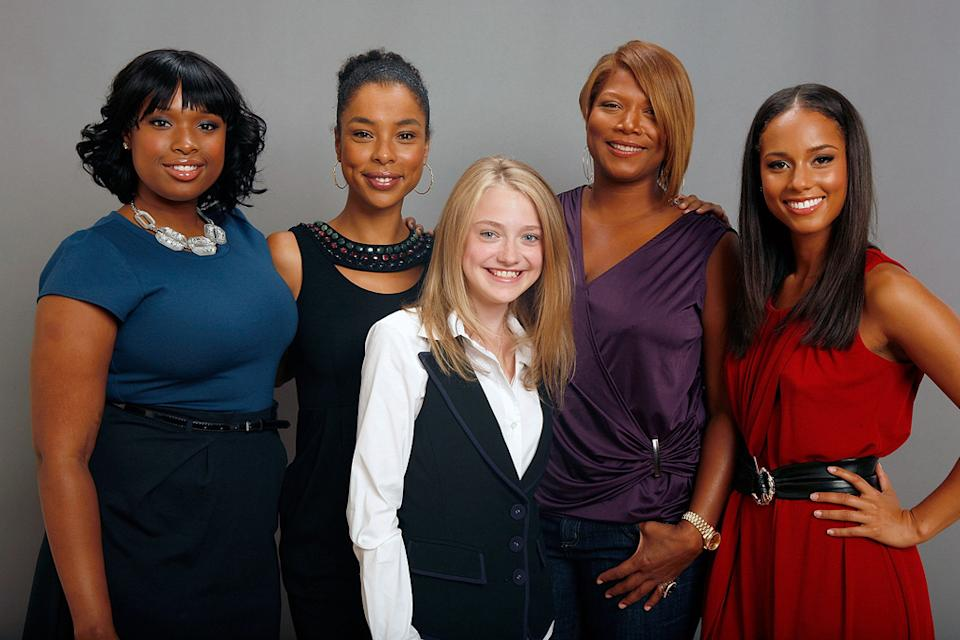 Toronto Film Festival 2008 Portraits Jennifer Hudson Sophie Okonedo Dakota Fanning Queen Latifah Alicia Keys