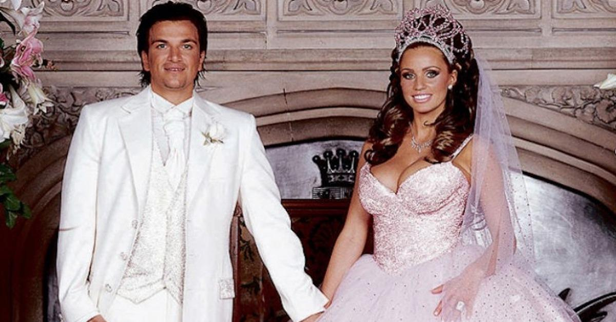 13 Celebrity Wedding Dress Fails