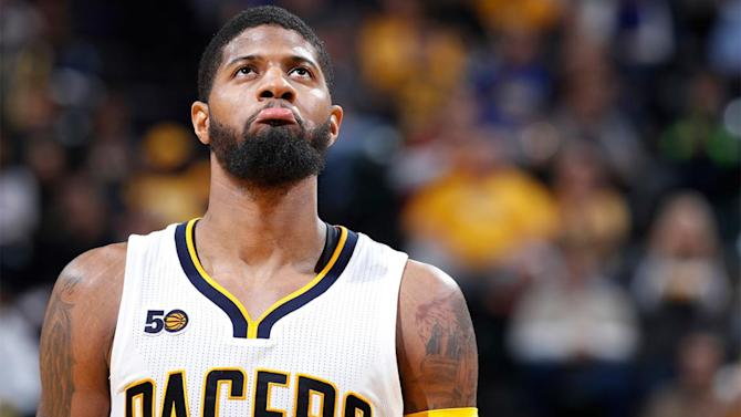 Paul George upset Pacers didn't include him in trade discussions