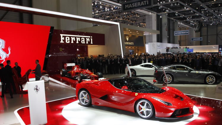Laferrari The Newest Ferrari Supercar