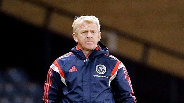 World Cup - Strachan: Scotland improvement is evident