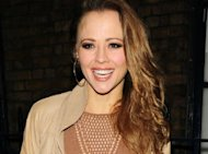VIDEO: Kimberley Walsh Records Official Olympic Single With Alfie Boe