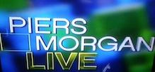 CNN's 'Piers Morgan Tonight' Now 'Piers Morgan Live'