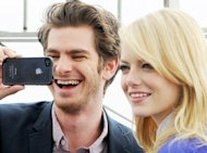 Loved Up Emma Stone Gushes Over Boyfriend Andrew Garfield