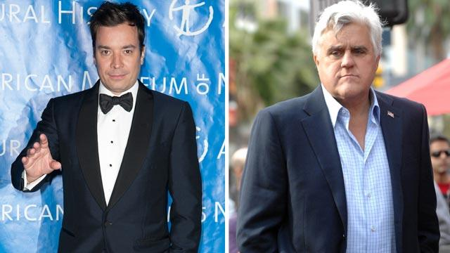 Jimmy Fallon to Replace Jay Leno?