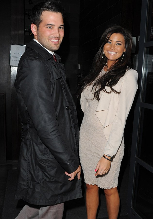 Ricky Rayment, Jessica Wright, TOWIE