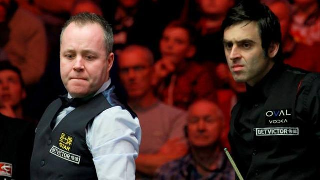 Snooker - O'Sullivan destroys Higgins, Selby thrashed by Perry