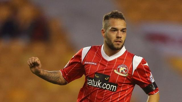League One - Lalkovic nets as Walsall beat Shrewsbury