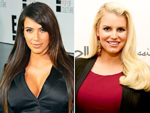 """Kim Kardashian, Kanye West Turn Down $3 Million Deal for Baby Photos; Jessica Simpson's Son Ace Is """"Beautiful"""": Today's Top Stories"""