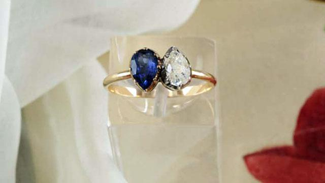 Napoleon and Josephine's Engagement Ring Sells for $949,000
