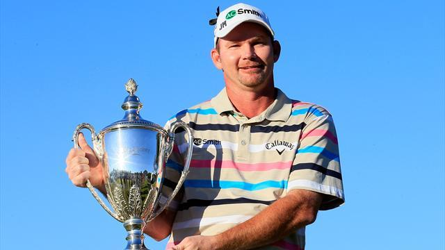 Golf - Incredible final round sees Gainey win McGladrey Classic