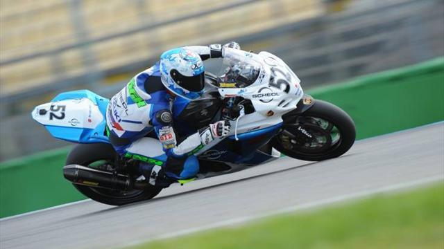 Motorcycling - Pesek secures Ioda MotoGP CRT ride