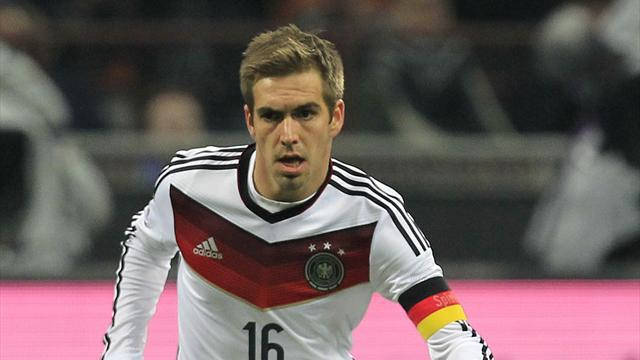 World Cup - I want permanent midfield role, says Germany's Lahm