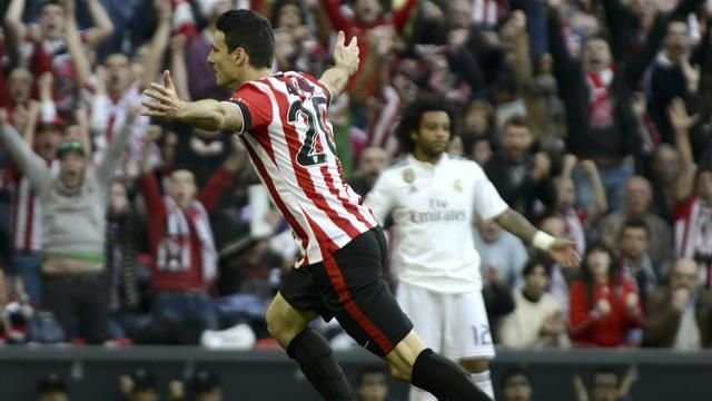 Resumen: Athletic 1-0 Real Madrid