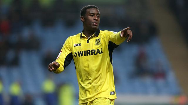 League One - Gillingham loan Daniels from West Brom