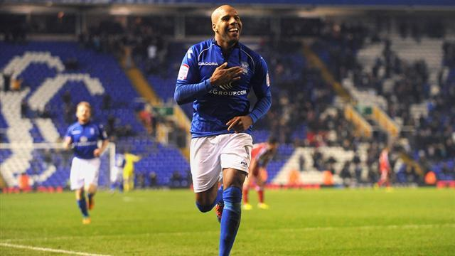 Championship - King inspires Birmingham to beat Middlesbrough