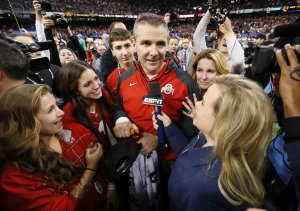 Urban Meyer has Ohio State back in prime time. (USA TODAY Sports)