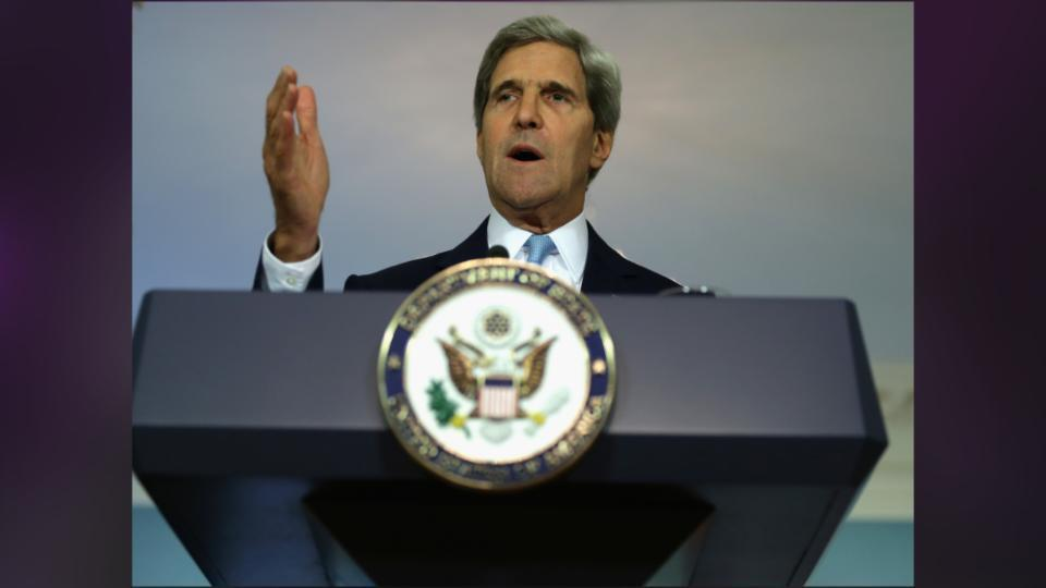Kerry: Congress Faces 'Munich Moment'