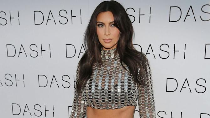 Kim Kardashian Blasts 6-Hour Spa Rumors: 'I Was Busy Taking Selfies All Day'