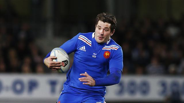 Six Nations - Fritz out for two months after motorbike accident
