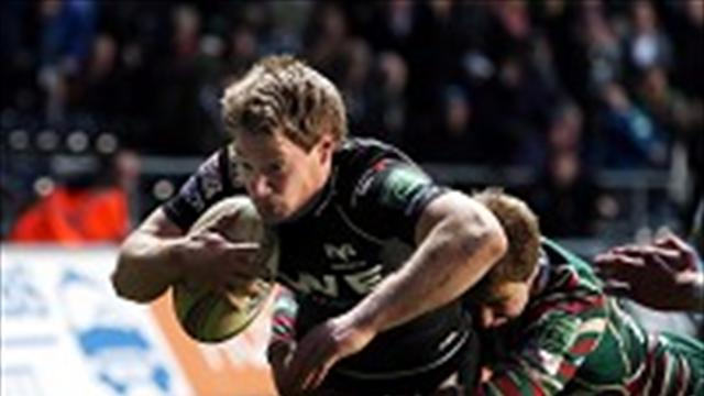Rugby - Sexton on top of his game - Biggar