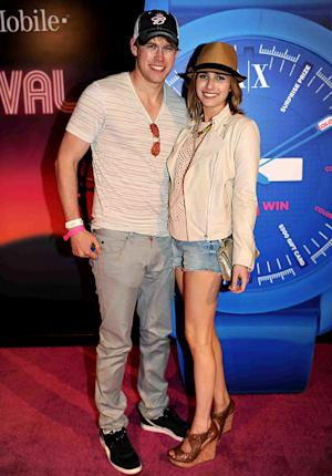 Reunited Emma Roberts, Chord Overstreet Pack on PDA at Coachella