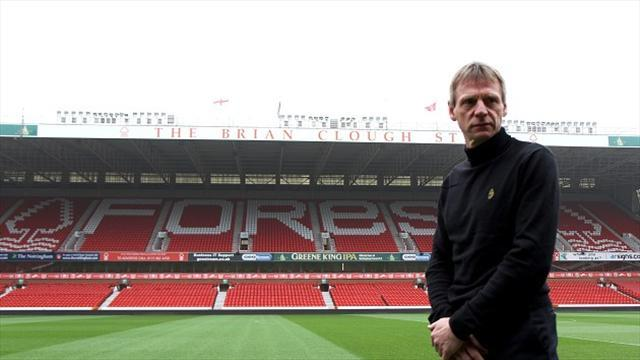 Championship - Forest confirm Pearce to become new manager