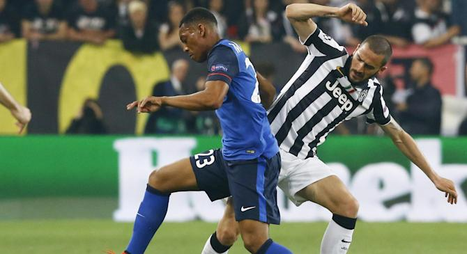 Video: Juventus vs Monaco