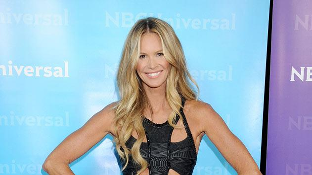 """Elle Macpherson (""""Fashion Star"""") attends the 2012 NBC Universal Winter TCA All-Star Party at The Athenaeum on January 6, 2012 in Pasadena, California."""