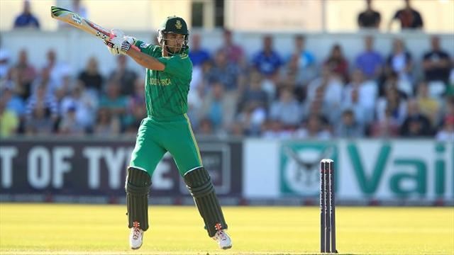 Cricket - Duminy elevation bears fruit in warm-up win in Sri Lanka