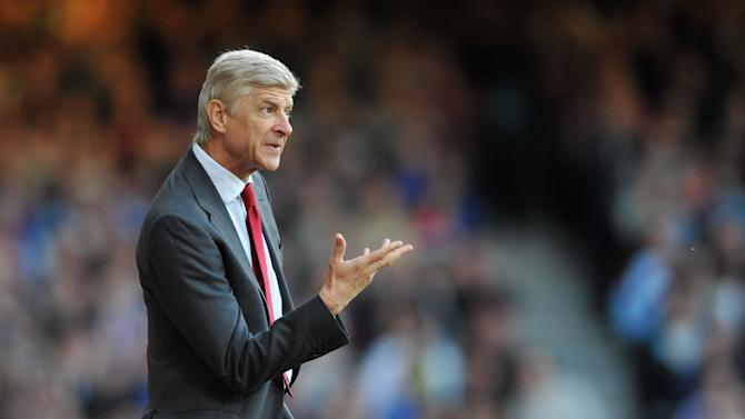 Arsene Wenger is against a breakaway black players' union