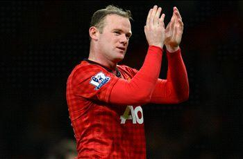 TEAM NEWS: Rooney on the bench for Manchester United against Swansea