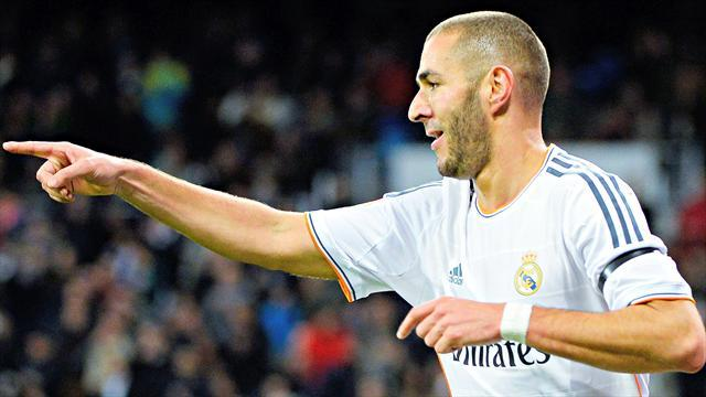 Liga - Juventus 'to go for Benzema'