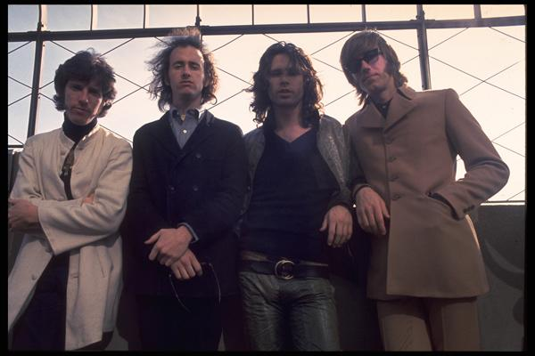 The Doors Get an iPad App: A 'Major, Major Project'