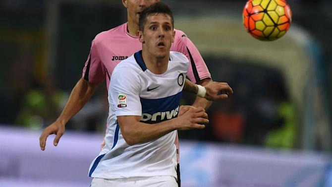 Jovetic credits hunger for Inter's surprise Serie A lead