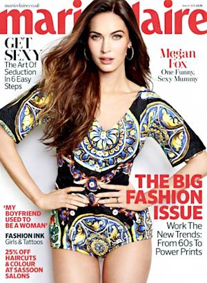 "Megan Fox: ""I Want to Have More Kids"""