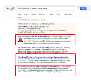 Why Social Media Is A Critical Component Of SEO image google search1