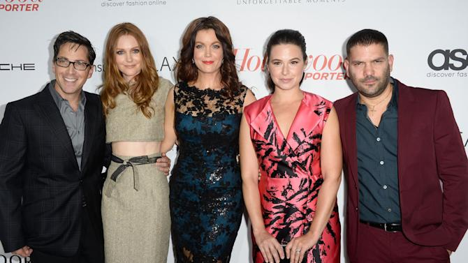 The Hollywood Reporter's Emmy Party - Arrivals