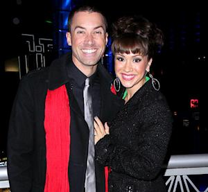 PICTURES: See American Idol's Diana DeGarmo Try on Wedding Dresses