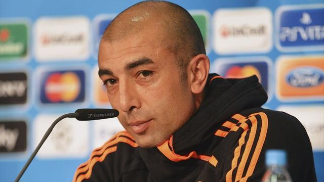 Champions League - Di Matteo: Different story when Shakhtar visit Chelsea