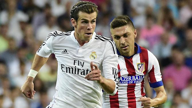 Spanish Supercopa - Early Mandzukic goal gives Atletico Super Copa win over Real