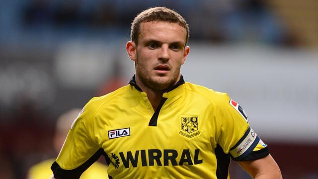 League One - Rovers without skipper Wallace