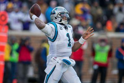 Cam Newton likely to start vs. Browns