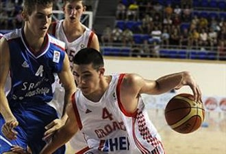 Rejected Northwestern commit Mislav Brzoja — FIBA Europe