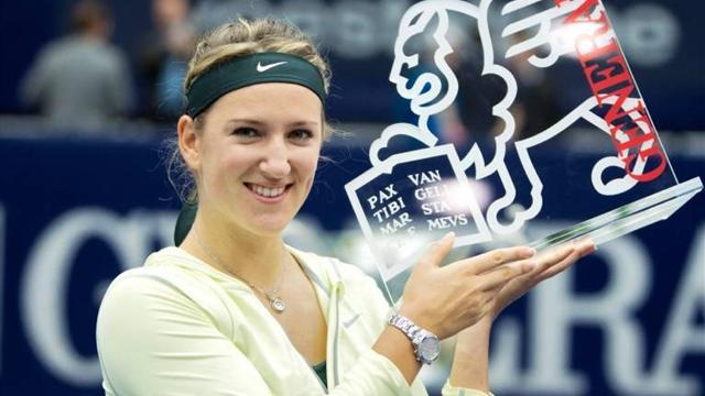Red-hot Azarenka romps to WTA Linz title