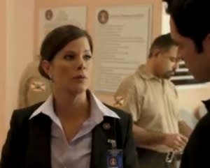 Exclusive SVU Sneak Peek: Marcia Gay Harden Returns – Plus: A Nod to Benson's Bahamas Trip