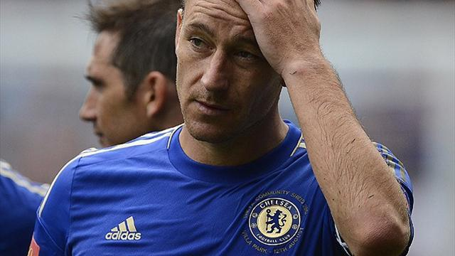 Premier League - Terry's father charged with racist attack