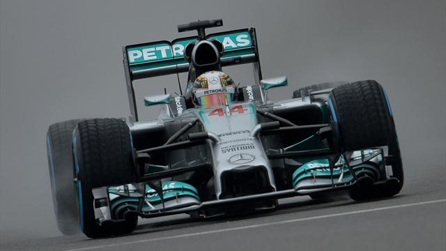 Formula 1 - Mercedes to blow their own trumpet in testing