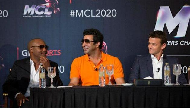Wasim Akram, Brian Lara and Adam Gilchrist return to cricket field for Masters Champions League