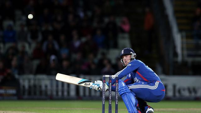 Cricket - Rising star Buttler targets series win
